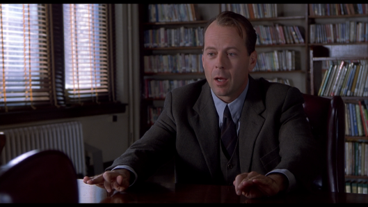 Bruce Willis - The Sixth Sense