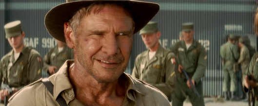 Harrison Ford - Indiana Jones and the Kingdom of the Crystal Skull