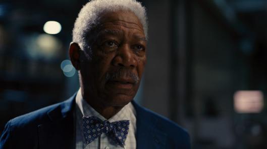 Morgan Freeman - The Dark Knight Rises
