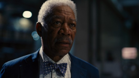 Morgan Freeman - The Dark Knight Rises