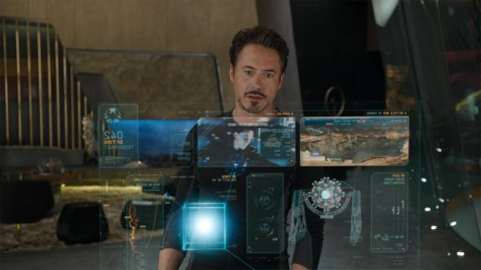 Robert Downey Jr - The Avengers