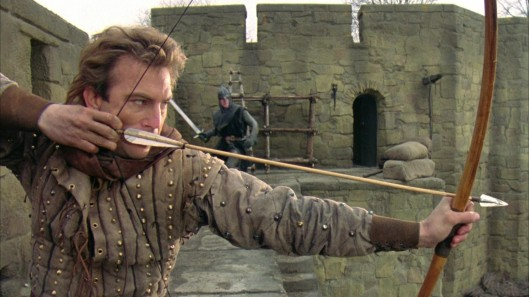 Robin Hood Prince of Thieves - scene
