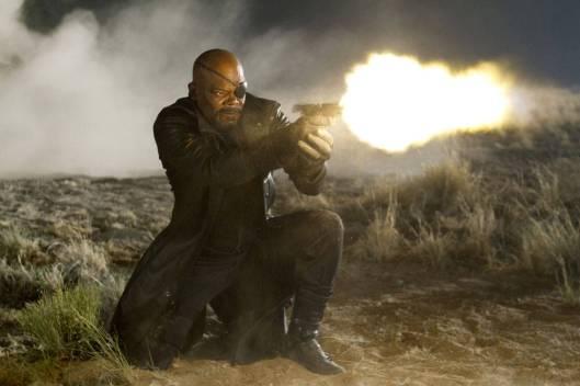 Samuel L. Jackson - The Avengers