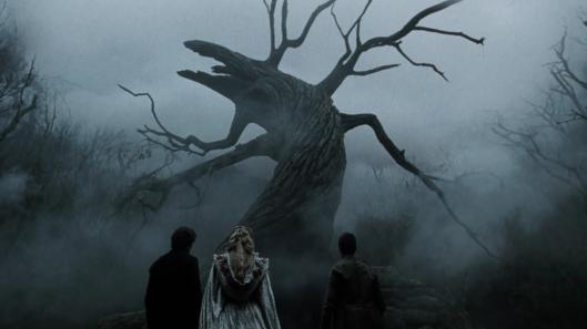 Sleepy Hollow - scene