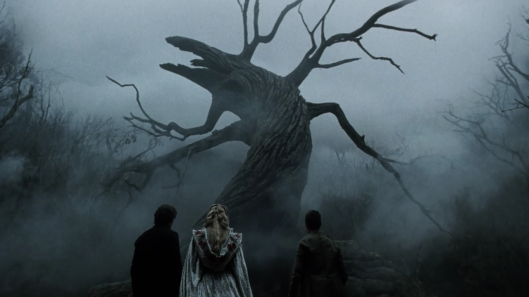 Sleepy Hollow - scene