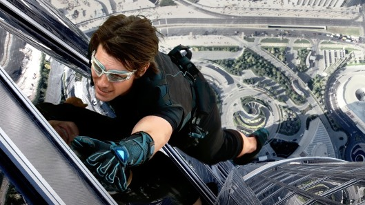 Tom Cruise - Mission Impossible Ghost Protocol