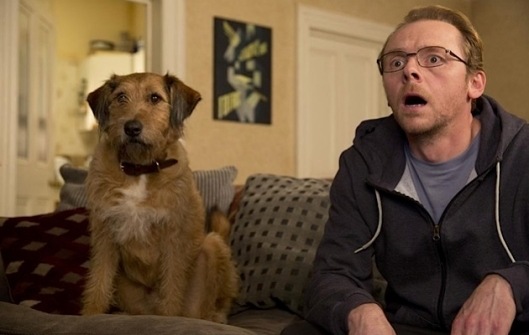 Absolutely Anything - scene