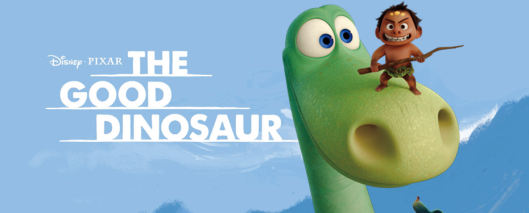 Good Dinosaur, The - scene