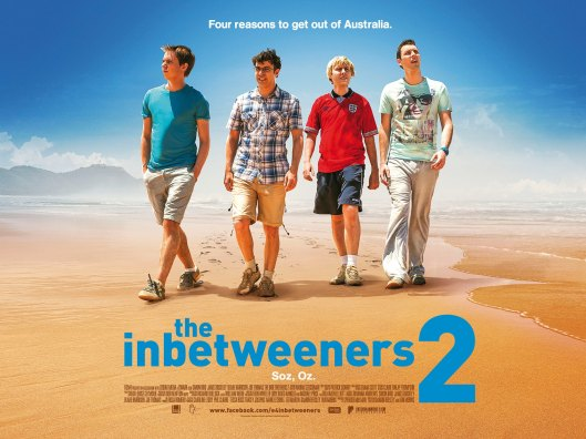 Inbetweeners 2, The