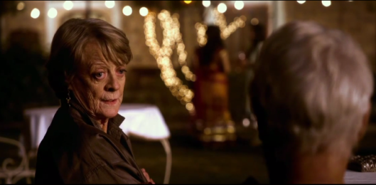 Second Best Exotic Marigold Hotel, The - scene