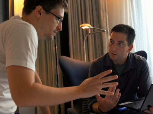 CITIZENFOUR - scene