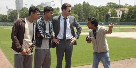 Million Dollar Arm - scene