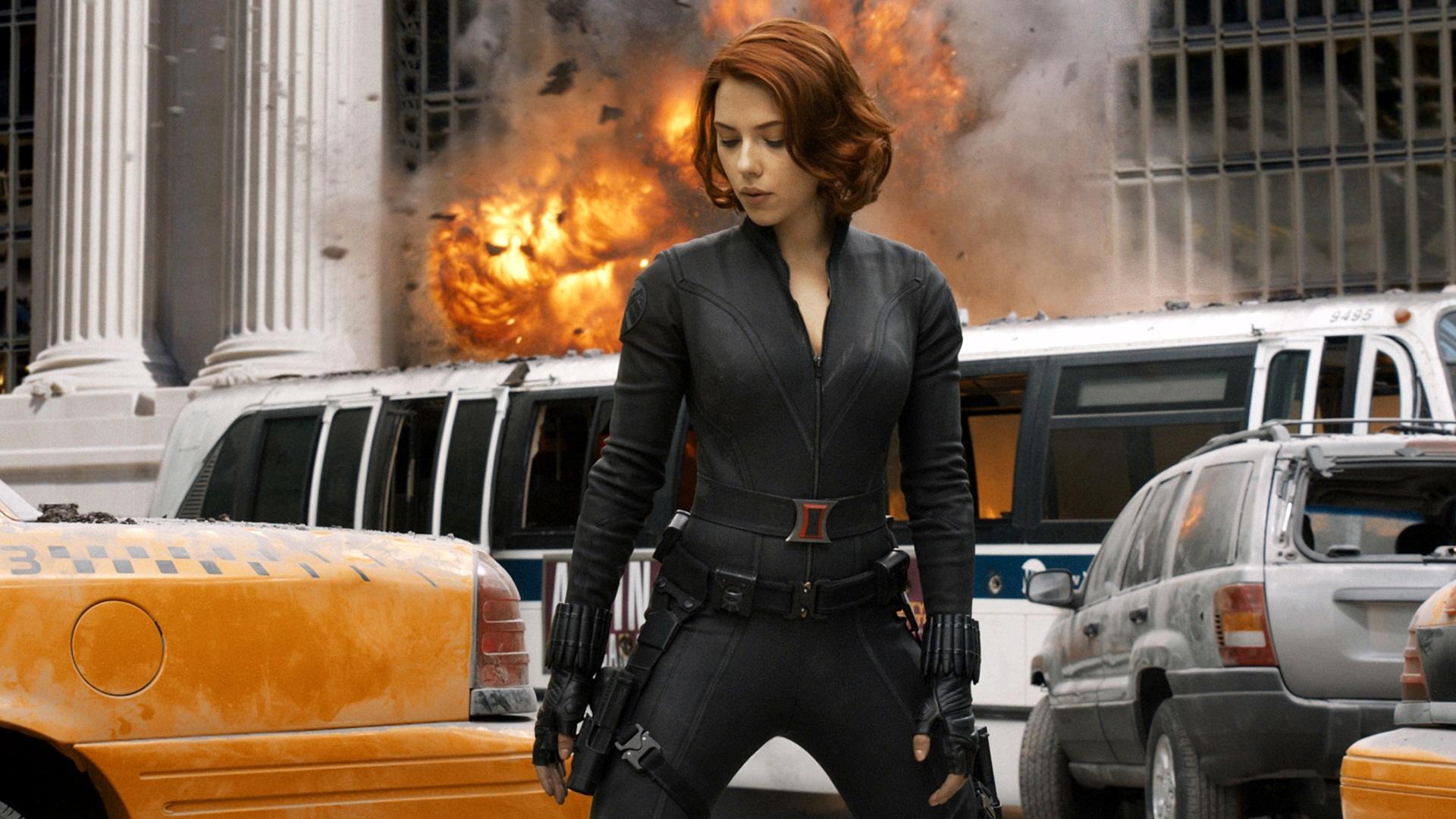 Avengers Worldwide Gross Scarlett Johansson