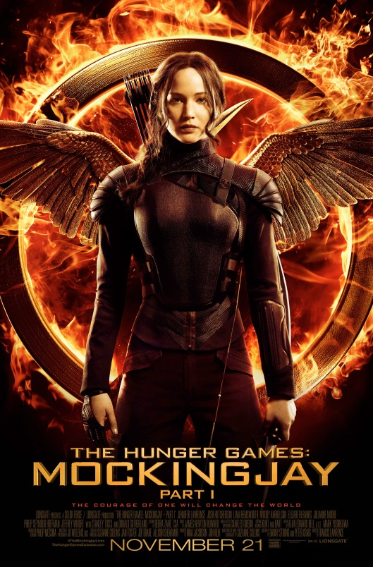 Hunger Games Mockingjay Part 1, The