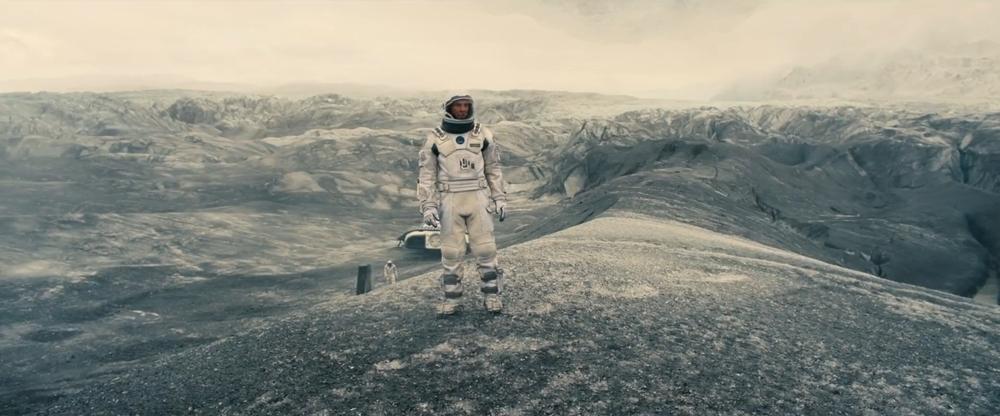 Interstellar - scene
