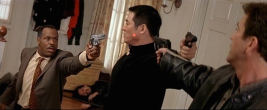 Lethal Weapon 4 - scene
