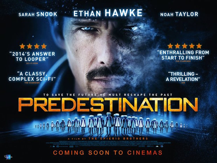 Predestination (2014) | thedullwoodexperiment