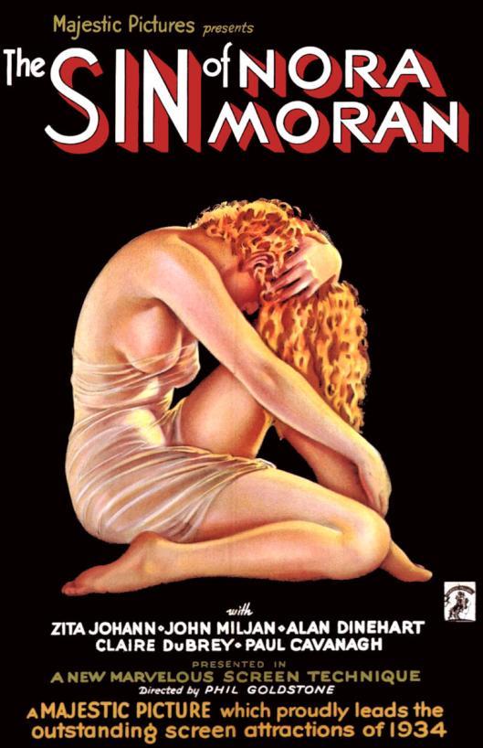 Sin of Nora Moran, The