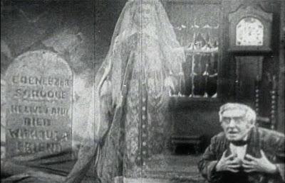 Christmas Carol, A (1910) - scene