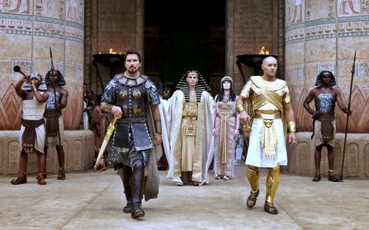 Exodus Gods and Kings - scene