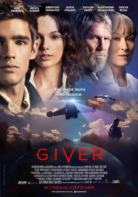 The Giver  Literature Study Unit