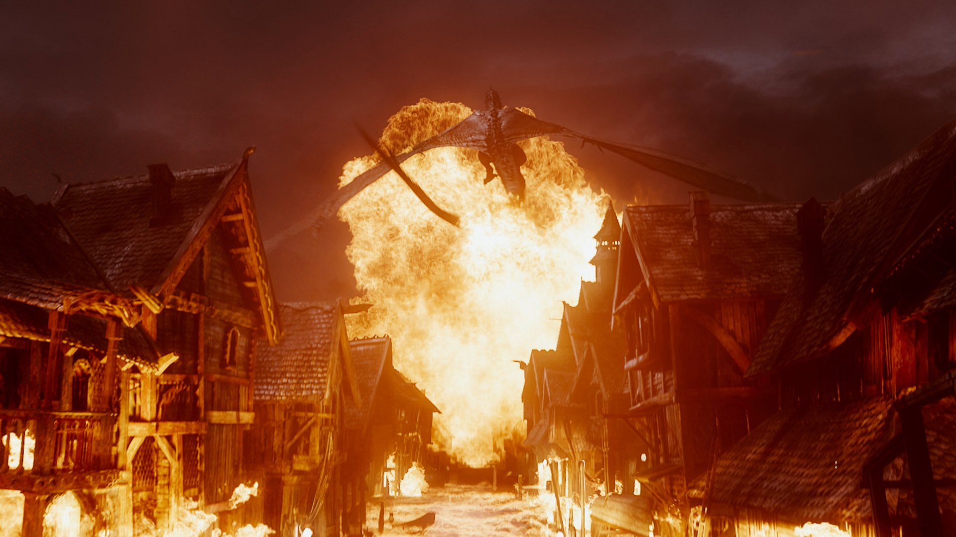 Hobbit The Battle Of The Five Armies The Scene