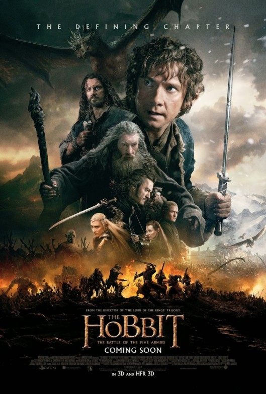 Hobbit The Battle of the Five Armies, The