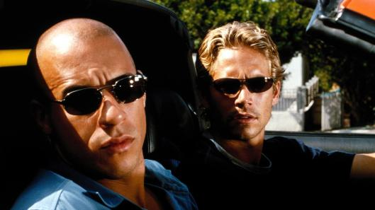 Fast and the Furious, The - scene