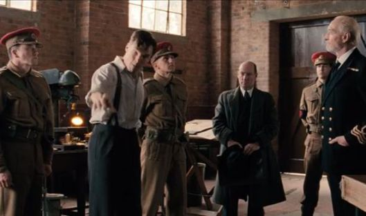 Imitation Game, The - scene1