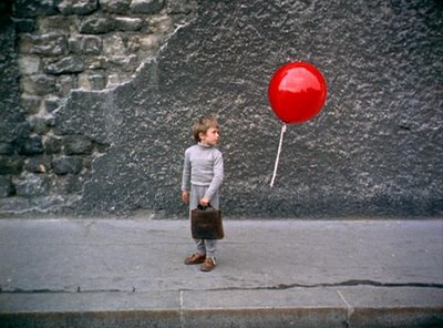 Red Balloon, The - scene