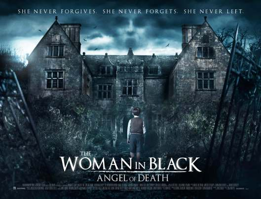 Woman in Black Angel of Death, The