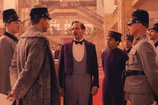 Grand Budapest Hotel, The - scene2
