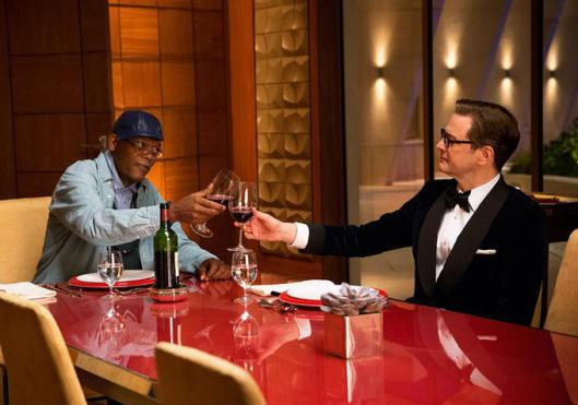 Kingsman The Secret Service - scene