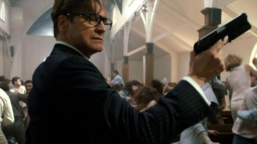 Kingsman The Secret Service - scene2
