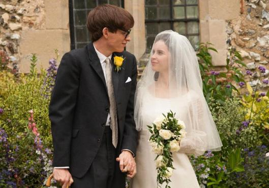 Theory of Everything, The - scene3
