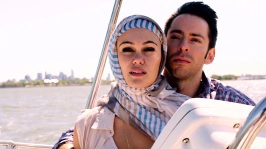 Amira & Sam - scene