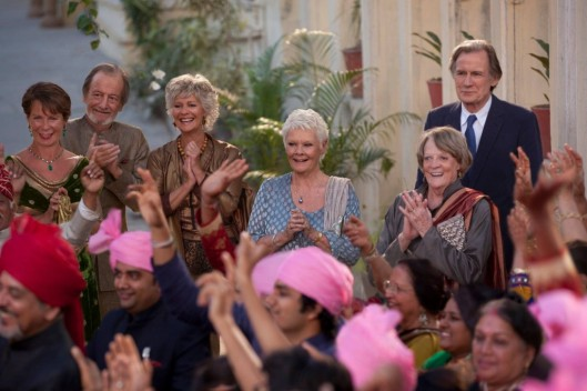 Second Best Exotic Marigold Hotel, The - scene2