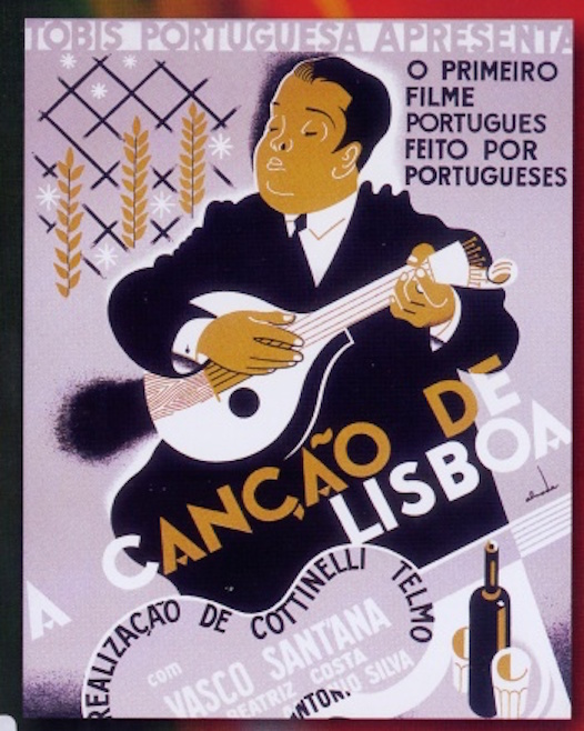 A Song for Lisbon