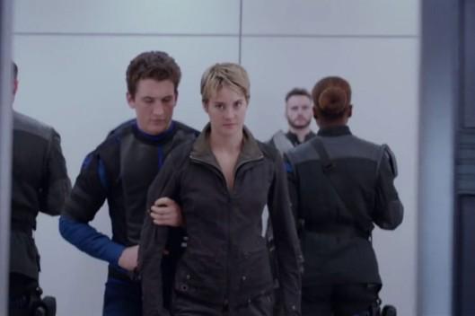 Insurgent - scene