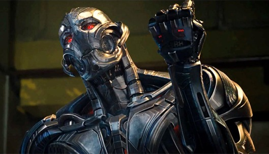 Avengers Age of Ultron - scene
