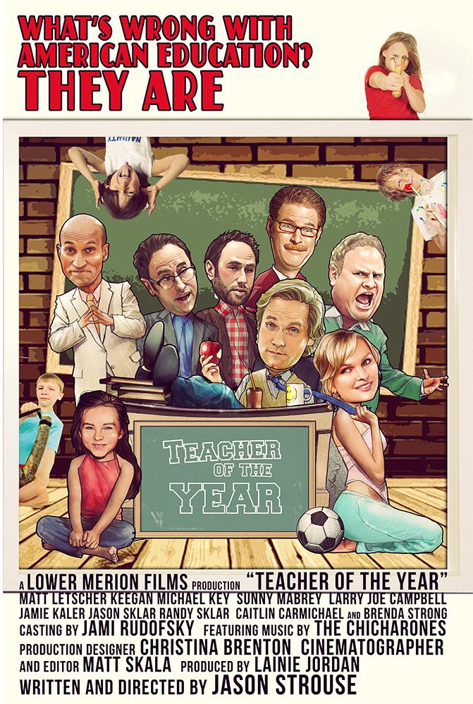 Teacher Of The Year 2014: Teacher of the Year (2014)   thedullwoodexperiment,