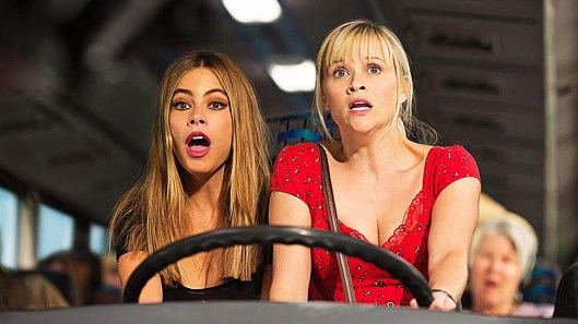 Hot Pursuit - scene