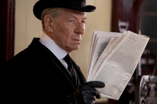Mr. Holmes - scene