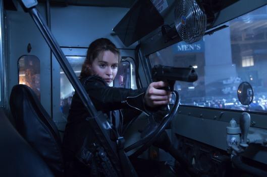 Terminator Genisys - scene