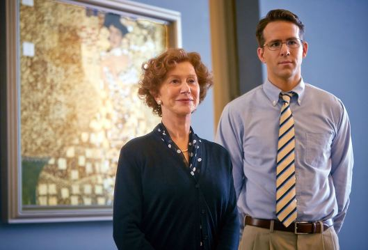 Woman in Gold - scene