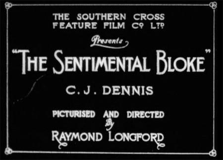 Sentimental Bloke, The
