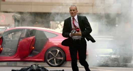Hitman Agent 47 - scene