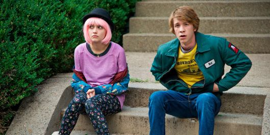 Me and Earl and the Dying Girl - scene