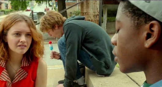 Me and Earl and the Dying Girl - scene2
