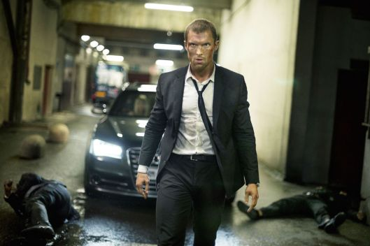 Transporter Refueled, The - scene